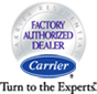 Carrier Facory Authorized Dealer